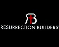 Resurrection Builders logo Gilbert Arizona